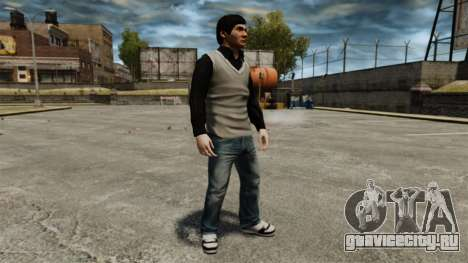 Джеки Чан для GTA 4 четвёртый скриншот