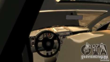 Volkswagen Tiguan для GTA 4 вид справа