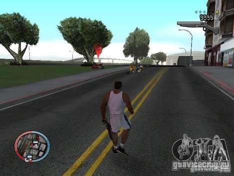 SUPER BIKE MOD для GTA San Andreas второй скриншот