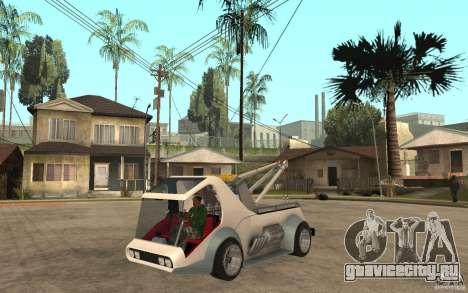 Lil Redd Wrecker для GTA San Andreas
