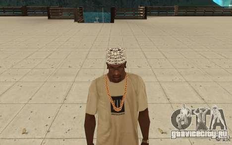 Бандана kitay для GTA San Andreas