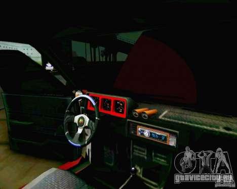 Tofas Dogan SLX DRIFT для GTA San Andreas вид справа