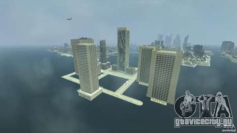 Green Island 1.0 для GTA 4 второй скриншот