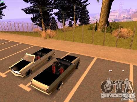 New Perennial для GTA San Andreas вид справа