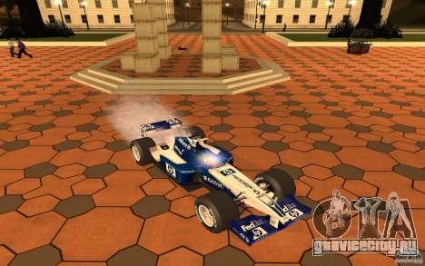 BMW F1 Williams для GTA San Andreas