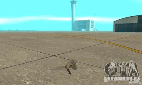 Actdead для GTA San Andreas третий скриншот