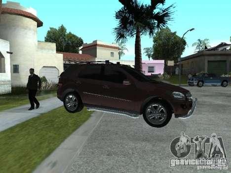 Mercedes-Benz ML500 для GTA San Andreas вид слева