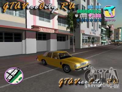 Grand Marquis GS для GTA Vice City