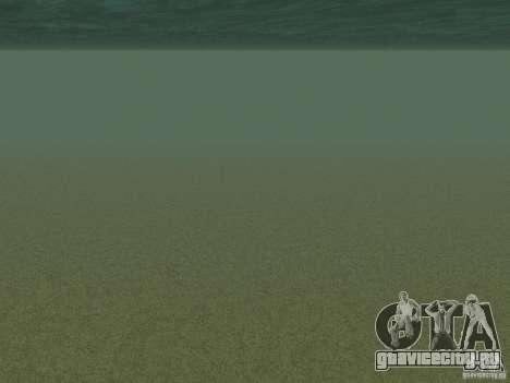 Новая Вода для GTA San Andreas второй скриншот