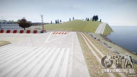 Edem Hill Drift Track для GTA 4 второй скриншот