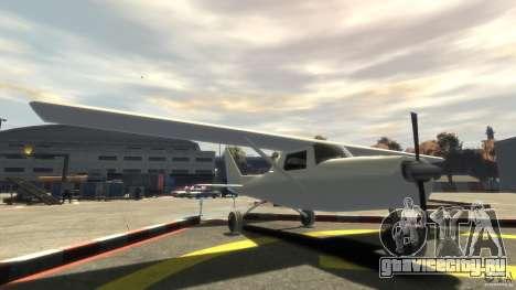 San Andreas Dodo для GTA 4