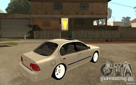 Nissan Maxima 1998 для GTA San Andreas