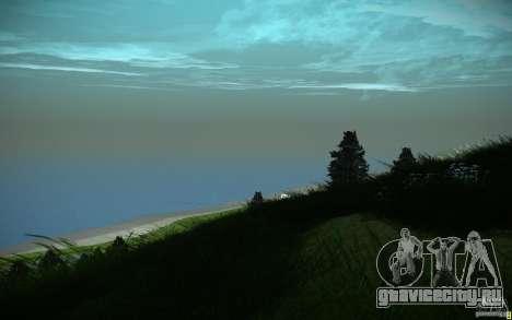 ENB Black Edition для GTA San Andreas пятый скриншот