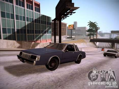 ENBSeries by CatVitalio для GTA San Andreas