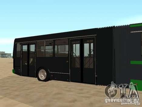 Прицеп для ЛиАЗ 6212 для GTA San Andreas