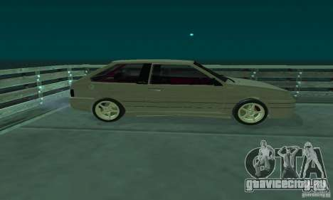 ВАЗ 2113 ADT Art Tuning для GTA San Andreas вид слева