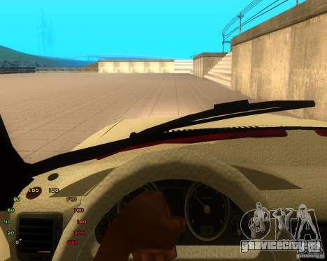 Газ Волга 2410 el Cabrio для GTA San Andreas вид сзади
