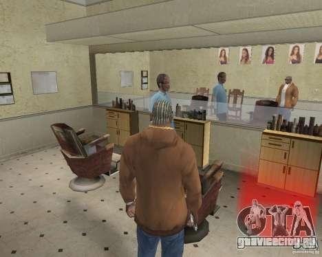 Новые текстуры закусочных и магазинов для GTA San Andreas одинадцатый скриншот