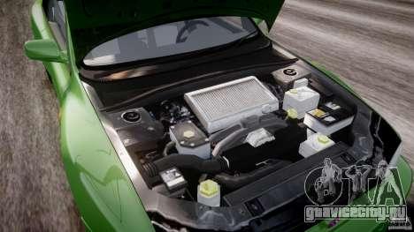 Subaru Impreza 22b 1998 (final) для GTA 4 вид сверху