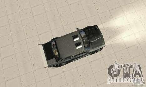 ВАЗ 2106 Fantasy ART tunning для GTA San Andreas вид справа