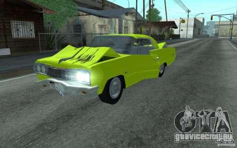 Chevrolet Impala SS 1964 для GTA San Andreas