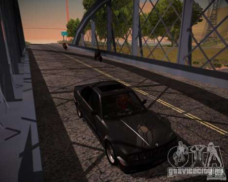 ENBSeries V4 для GTA San Andreas пятый скриншот