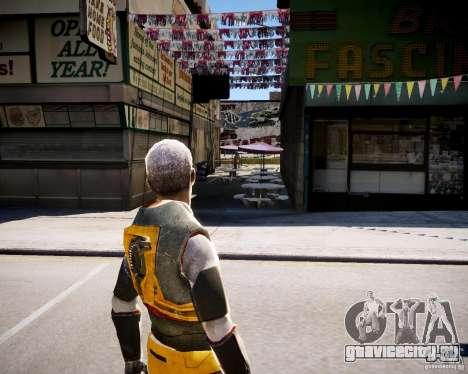 Morgan Freeman для GTA 4 второй скриншот