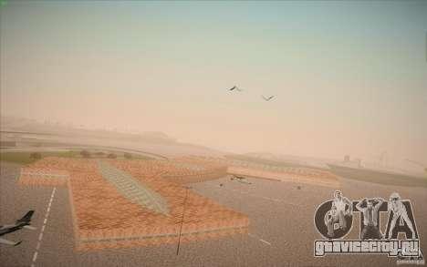 New San Fierro Airport v1.0 для GTA San Andreas шестой скриншот