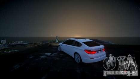 BMW GT F07 2012 GranTurismo для GTA 4 вид слева