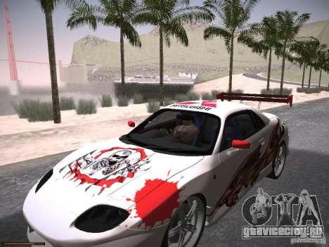 Mitsubishi FTO GP Veilside для GTA San Andreas салон