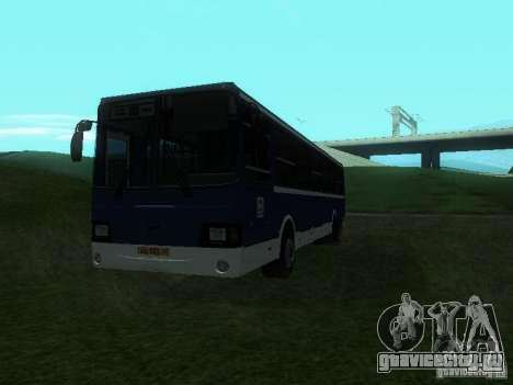 ЛиАЗ 5256-26 для GTA San Andreas вид справа
