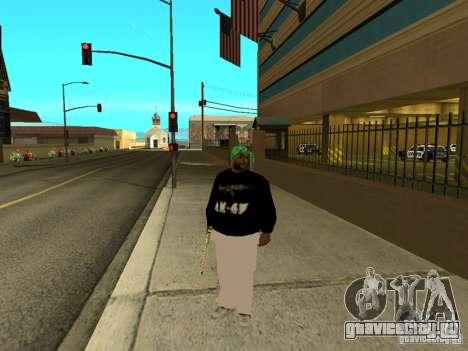 Новый толстый Грув для GTA San Andreas