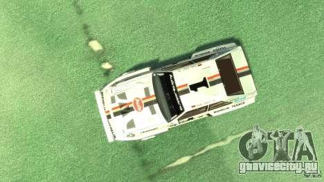 Audi Quattro Group B для GTA 4 вид справа