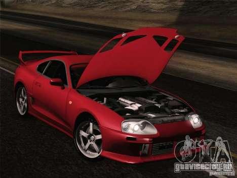 Toyota Supra TRD3000GT v2 для GTA San Andreas