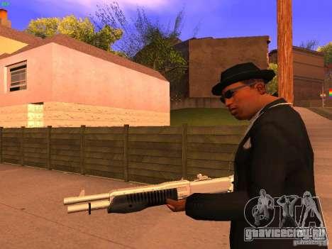 TeK Weapon Pack для GTA San Andreas шестой скриншот
