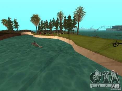Kapu Pohaku Island v1.2 для GTA San Andreas второй скриншот