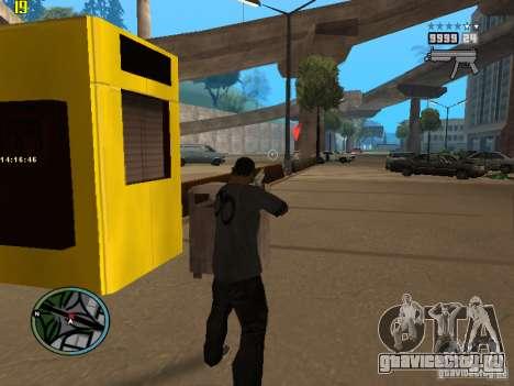GTA IV  San andreas BETA для GTA San Andreas третий скриншот