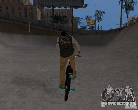 Tony Hawks Cole для GTA San Andreas третий скриншот