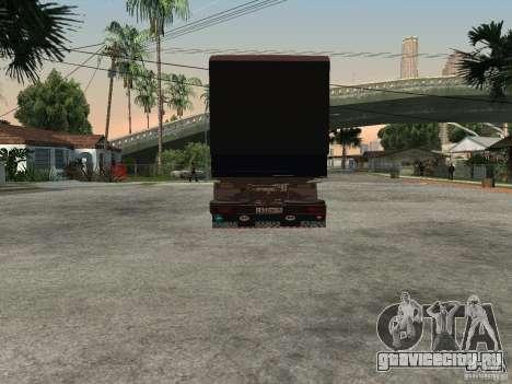 КамАЗ 5320 для GTA San Andreas вид справа