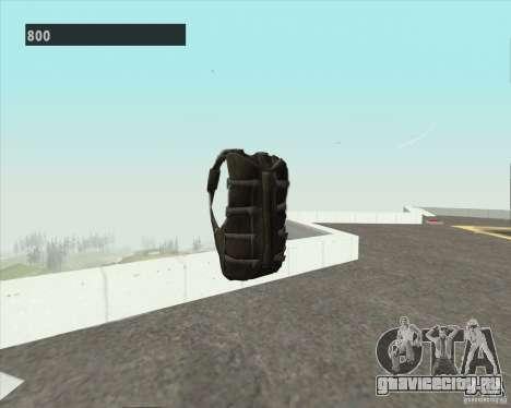 Black Ops Parachute для GTA San Andreas