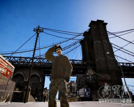 Niko - Stalin для GTA 4 шестой скриншот