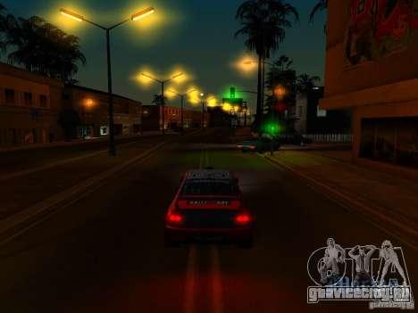 ENBSeries by AlexKlim для GTA San Andreas четвёртый скриншот