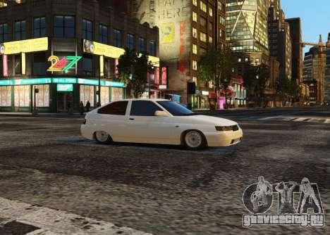 ВАЗ 2112 Купе для GTA 4 вид слева