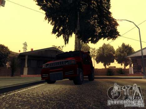 ENBSeries v1 для GTA San Andreas второй скриншот