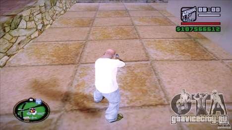 HUD by Mr.Shadow для GTA San Andreas третий скриншот