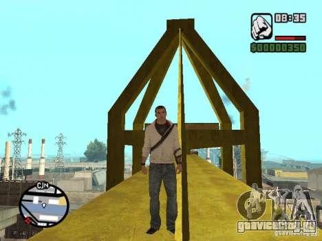 Desmond Miles для GTA San Andreas шестой скриншот