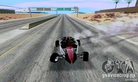 Ariel Atom для GTA San Andreas вид справа