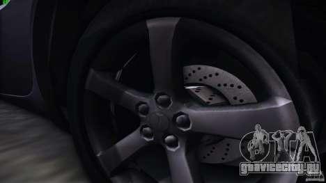 Pontiac Solstice для GTA San Andreas вид сзади