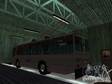 ЮМЗ Т2 для GTA San Andreas