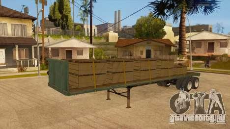 Трал для GTA San Andreas вид справа